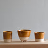Small Plant Pot by Studio Hear Hear - Mustard