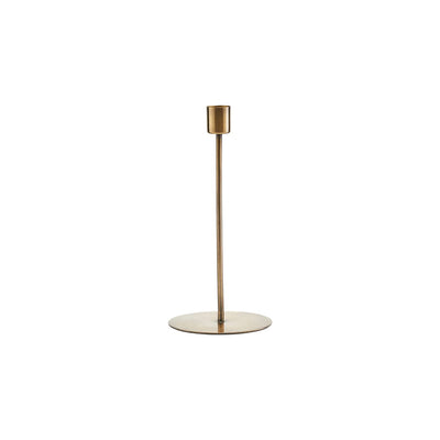 Anit Antique Brass candleholder