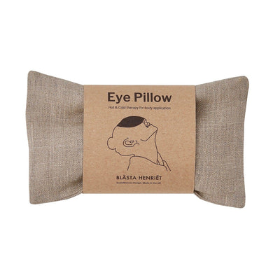 Linen Wheat Pack Eye Pillow - Plain