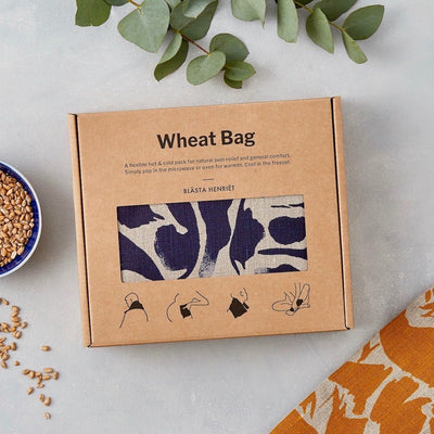 Wheat Bag - Creatures Navy