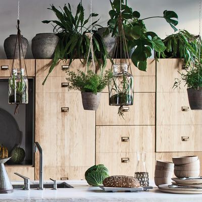 Hanging Earthenware Plant Pot
