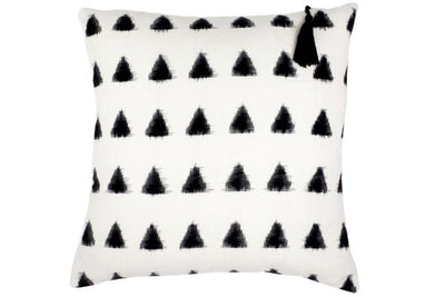 Lulu Triangle cushion Ondine Ash