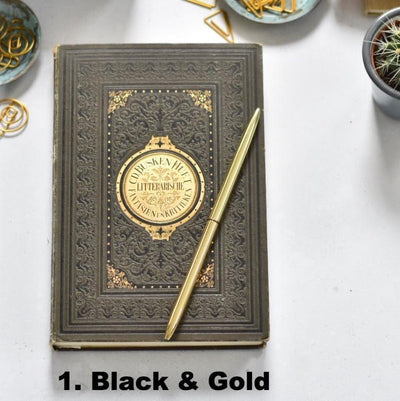 recycled-notebook-black-gold