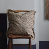 Block Print Cushion with Fringes