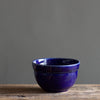 Beautiful Handmade Ceramic Bowl - Navy Blue