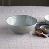 Rustic Ceramic Bowl with Speckled Grey Glaze