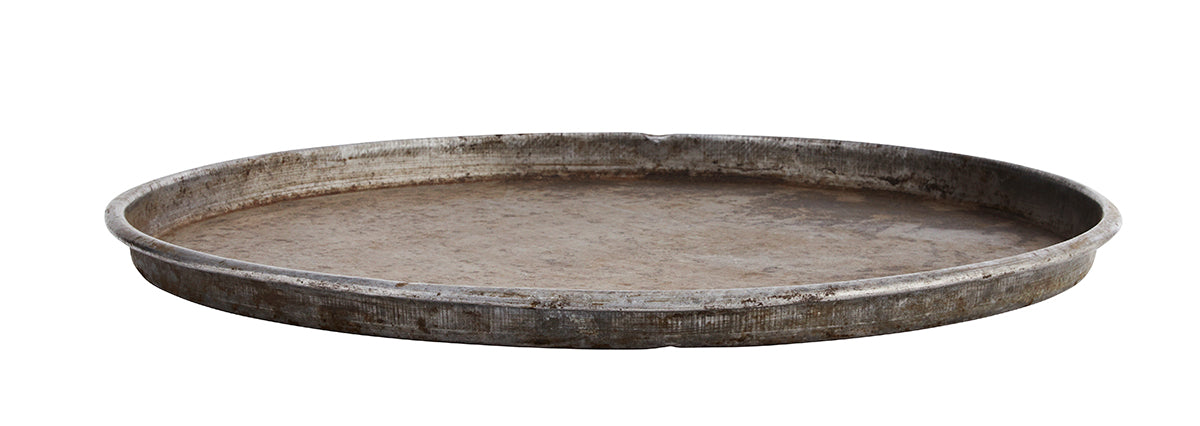 Large Recycled Iron Tray