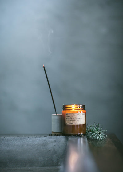 P.F Candle Co Incense - Patchouli Sweetgrass