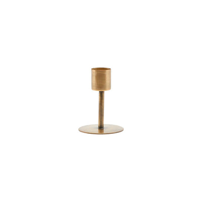 small-brass-candlestick-holder