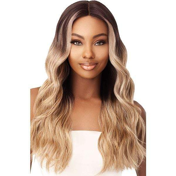 Synthetic Long Lace Front Wig - STACY