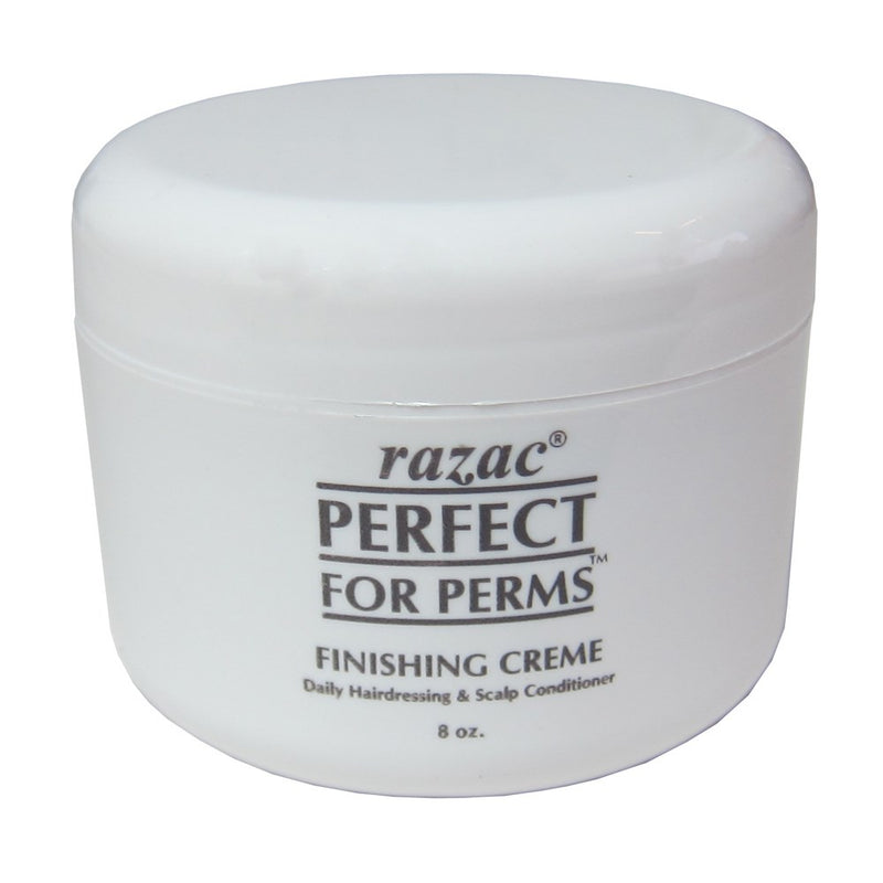 Razac Perfect For Perms Finishing Creme - 8 Ounces