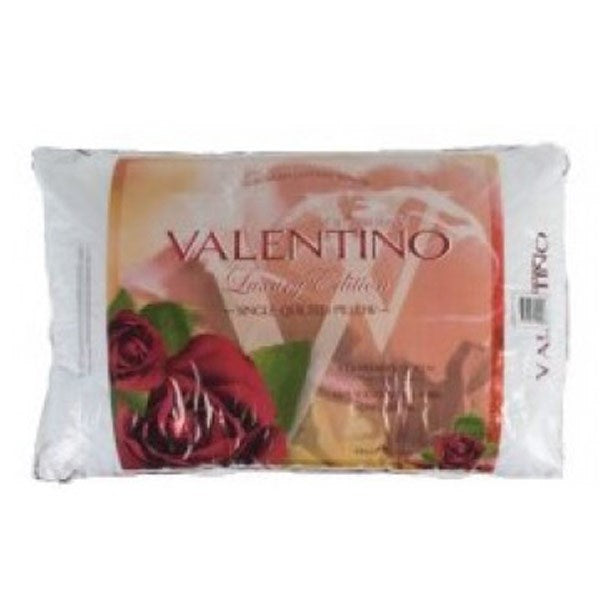 Valentino Luxury Edition Single Quilted Pillow White Queen - 19x28