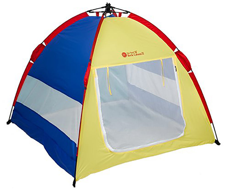 Kwik Cabana II UV Sun Stop'r with Shade Pop-Up Tent, 40x47x47 Inches