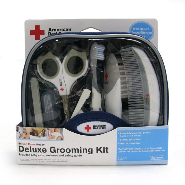 The American Red Cross Deluxe Grooming Kit