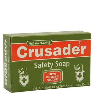 Crusader Madicated Safety Soap Original