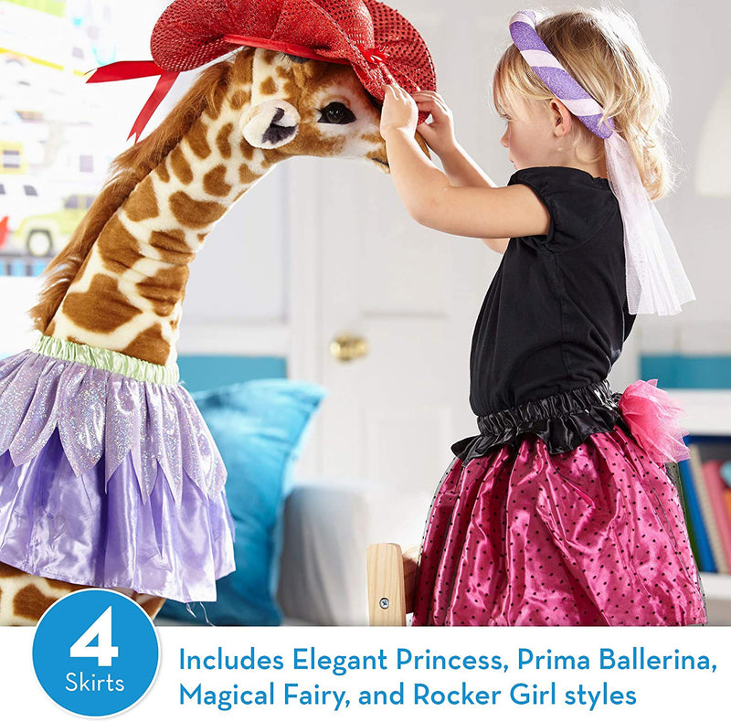 Melissa & Doug Role Play Collection, Goodie Tutus, Ages 3-6