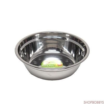 Stainless Steel Mixing Bowl, Small, 3 Quart