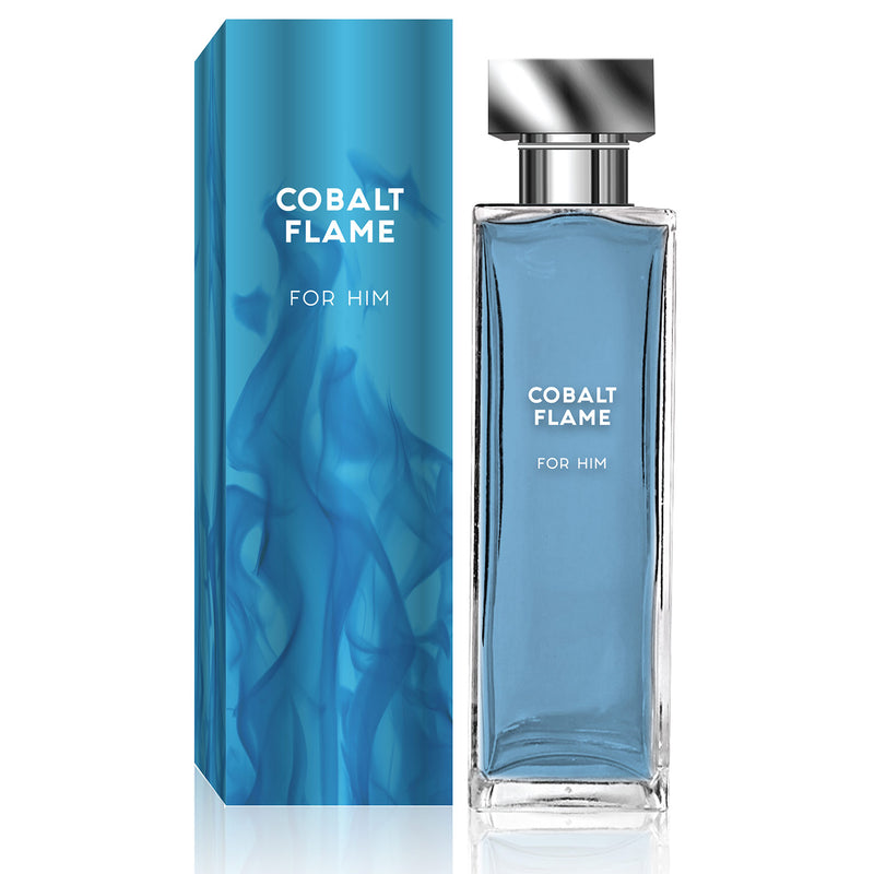 Cobalt Flame for Men, Impression of Costa Azzurra By Tom Ford, 3.4 Ounces