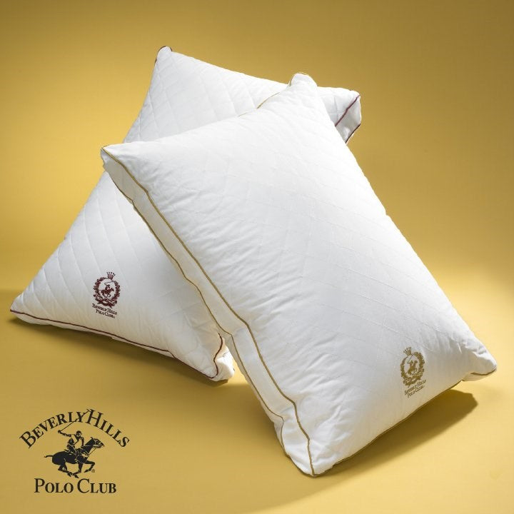 Beverly Hills Quilted Medium-firm Pillow