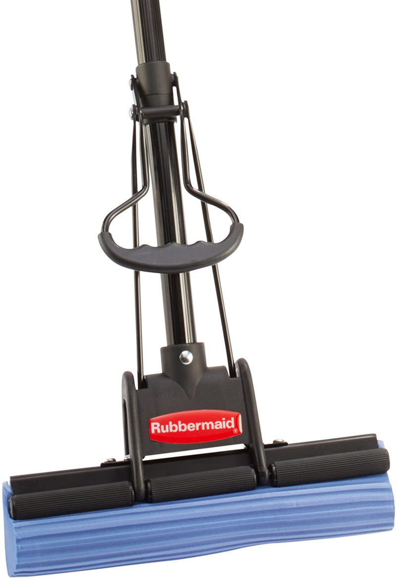 Rubbermaid Commercial PVA Sponge Mop with Extendable Handle