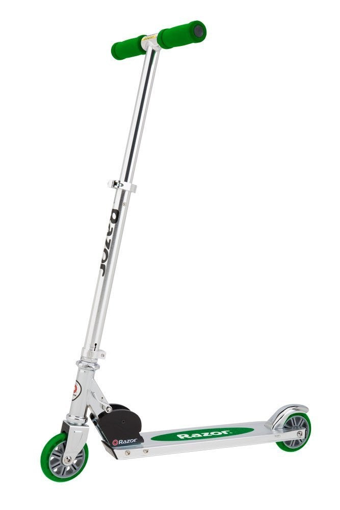 Razor A Kick Aluminum Scooter - Green