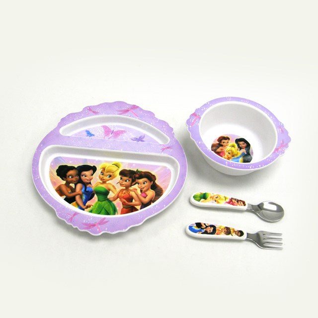 The First Years Faries Children's Feeding Set, 4 Pieces