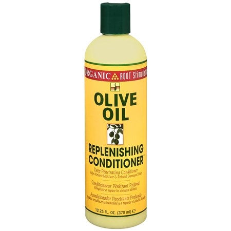 Organic Root Stimulator Olive Oil Replenishing Conditioner - 12.25 Oz