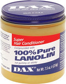 Dax 100% Super Pure Lanolin Hair Conditioner Jar - 14 Ounces