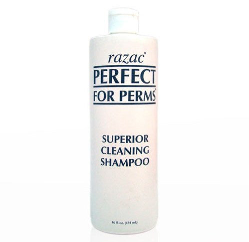 Razac Perfect For Perms Superior Cleaning Shampoo - 16 Oz