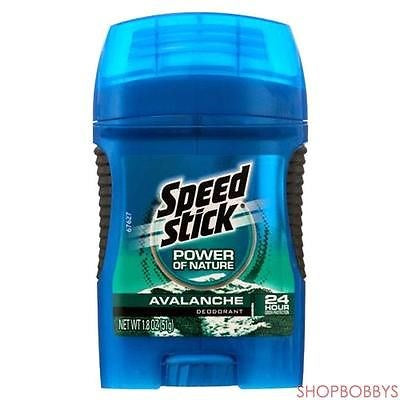 Speed Stick Power Of Nature Avalanche Deodorant, 1.8 Ounces