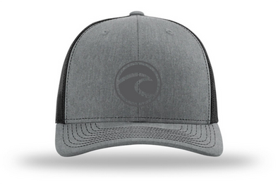 LandLocked Wave Hat Hea Grey