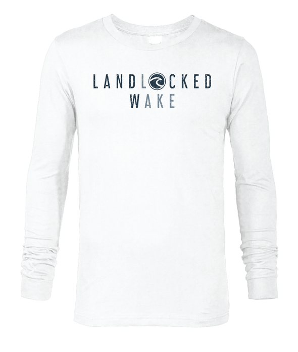 LLW LAKE Logo - Long Sleeve Tee
