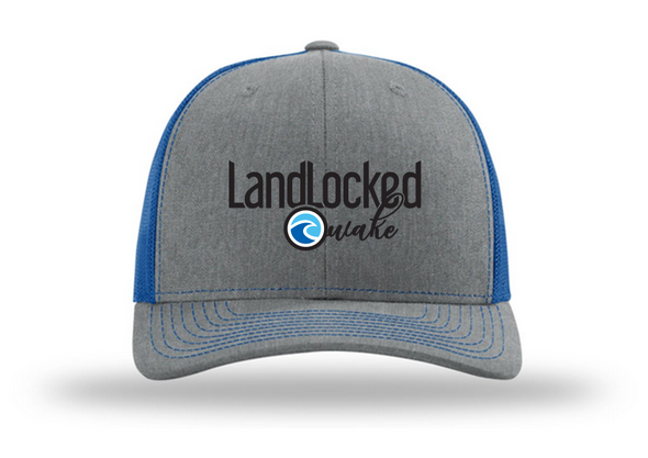 LandLocked Hat Heather Grey