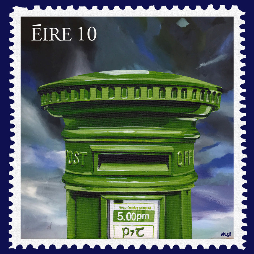 An Post 10p Stamp