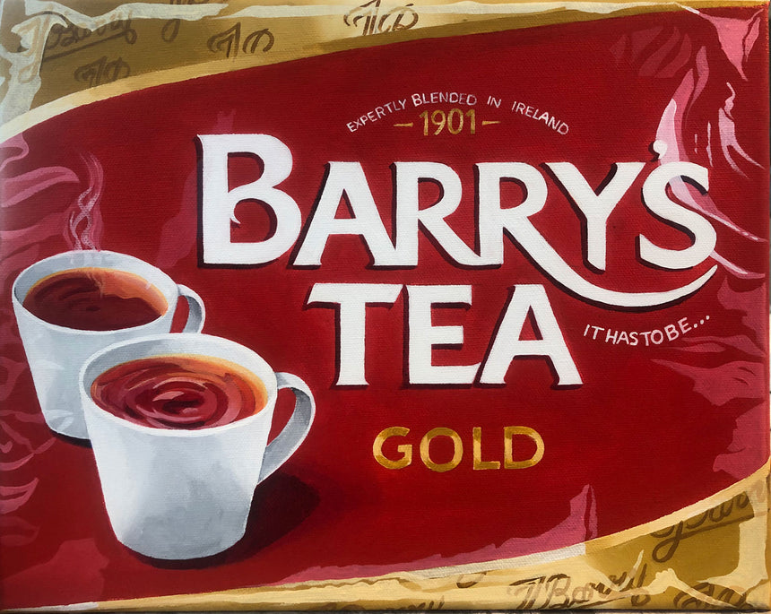Barrys Tea Box