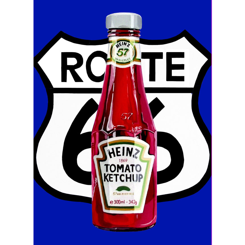 Wizard of Oz Ketchup