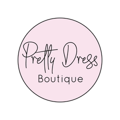 Pretty Dress Boutique Logo