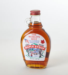 New York State Pure Maple Syrup