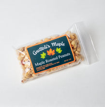 Load image into Gallery viewer, Maple Roasted Peanuts