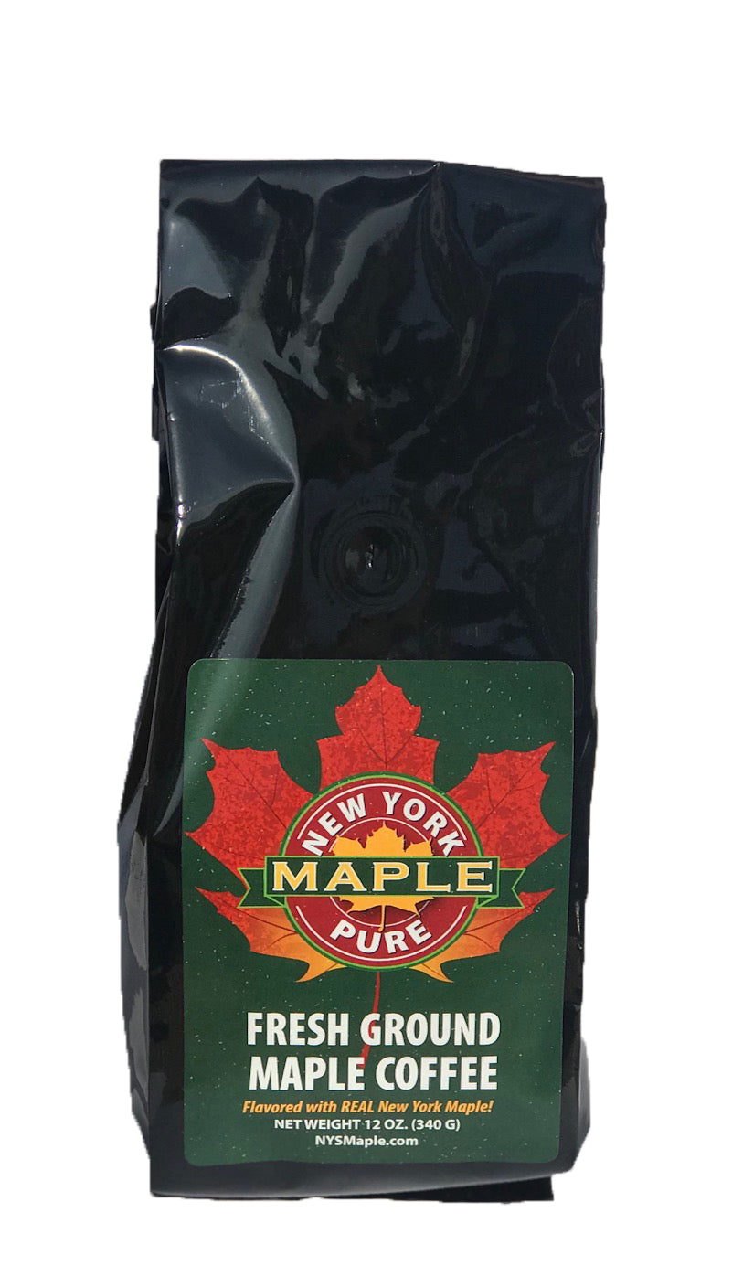 Maple Coffee - 1 lb.