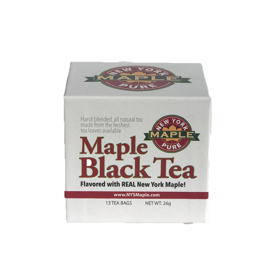 Maple Tea - Black