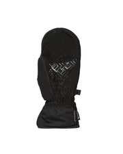 Women Gloves Glacier Mitten Black