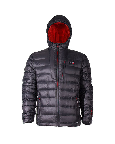 Peak Mountain Jacket Charcoal