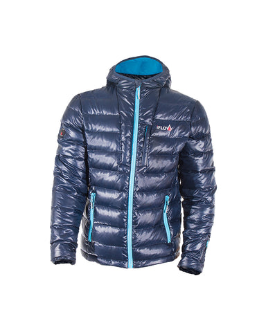 Peak Mountain Jacket Blue/Blue