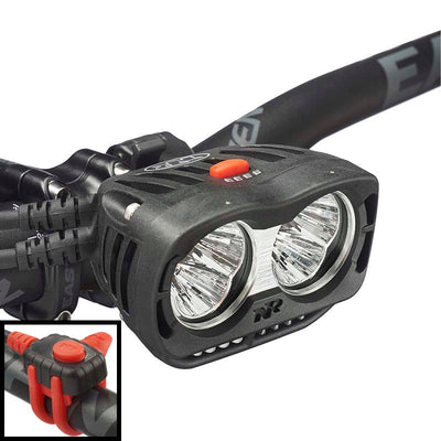niterider pro 4200 enduro remote powerful bright mtb front bike light the best