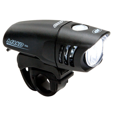 niterider mako battery powered bike light affordable