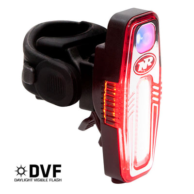 niterider sabre 80 compact bright bike taillight rear light