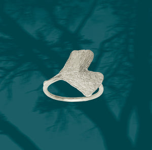 Ginkgo Ring