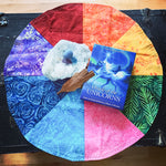 Load image into Gallery viewer, Custom Chakra Wheel 20""
