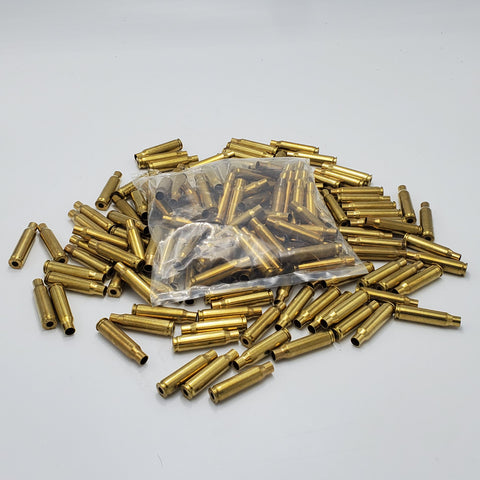 308/7.62x51 Brass Casings, Qty 50
